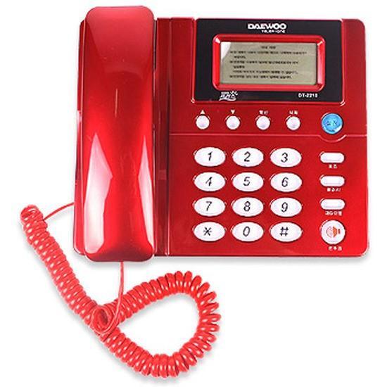 DT-2210 전화기 사무실전화 유선