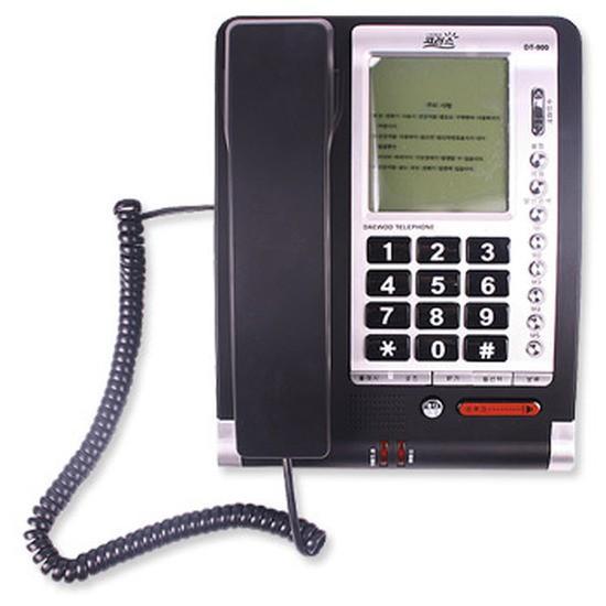 DT-900 코러스 전화기 사무실전화 유선