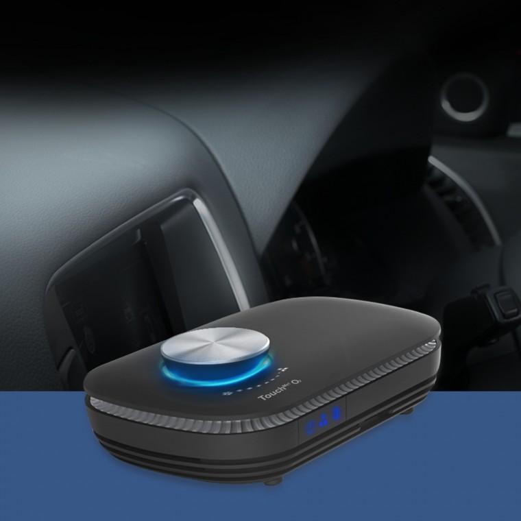 터치미02 차량용 사무용 가정용 uv 살균 공기청정기