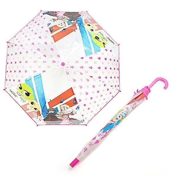 신비아파트 50비닐 장우산(핑크)