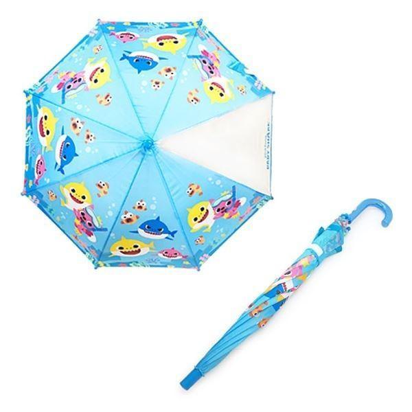 핑크퐁 47 상어가족 물속이야기 우산(블루)