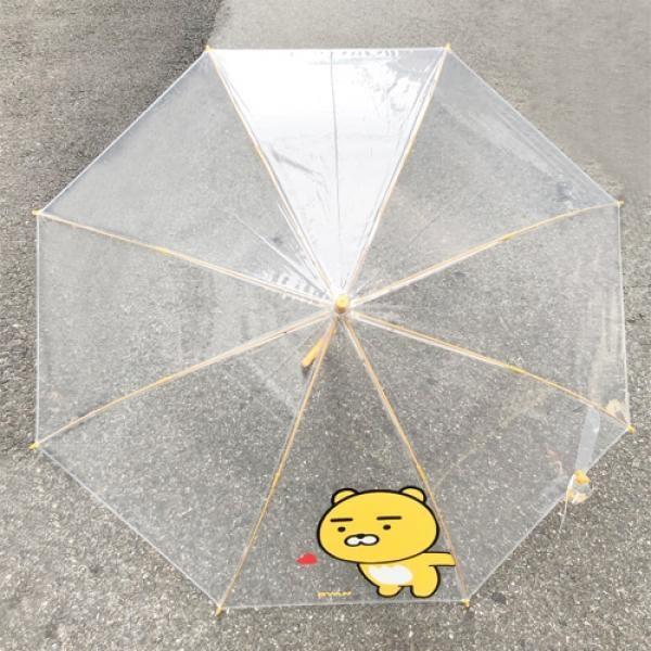 카카오프렌즈 575 아츄 POE 장우산(라이언)