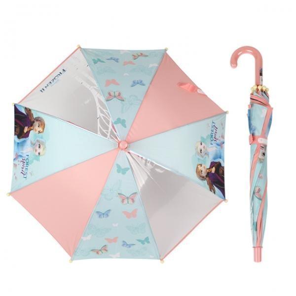 겨울왕국2 40버터플라이 우산-피치