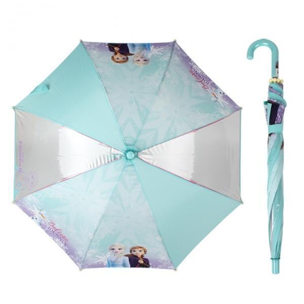 겨울왕국2 47눈꽃 블라썸 우산-민트