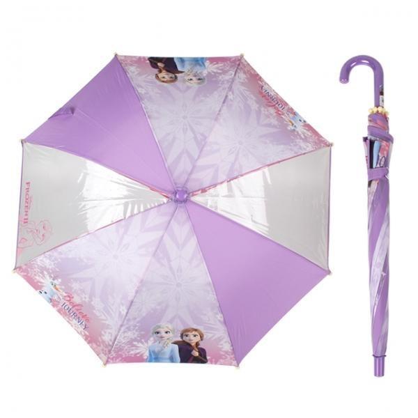 겨울왕국2 47눈꽃 블라썸 우산-바이올렛