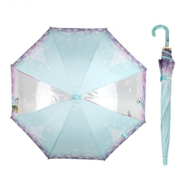 겨울왕국2 53캐슬 우산-민트