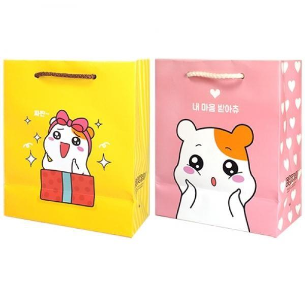 800 에비츄 종이쇼핑백(10개입)