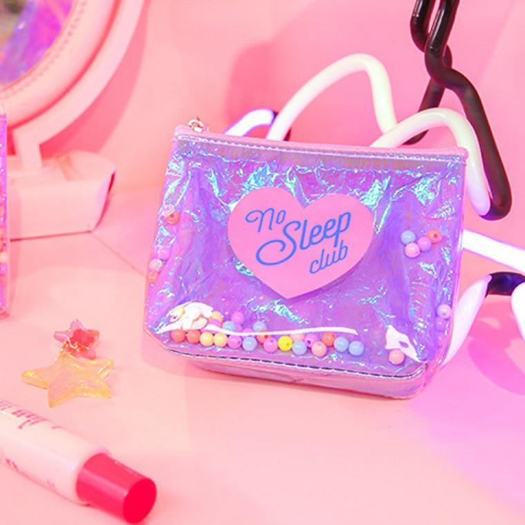 벤토이 비즈 파우치/화장품파우치/여행용파우치/가방/립파우치